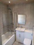 Complete bathroom renovation, Jim and Jan in Luton
