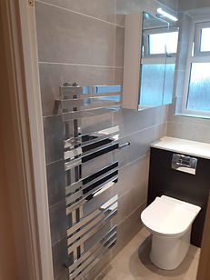 Rimless WC, rimless toilet, desinger towel radiator, cheaper alternatives