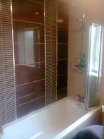 Tiling and fitting by Tarrant Bathrooms
