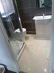 en-suite installation in Dunstable