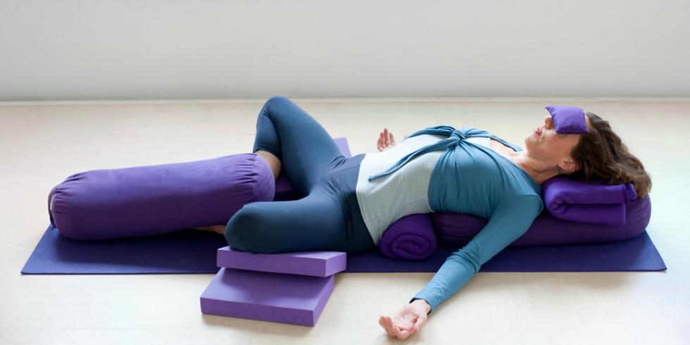 Restorative Yoga - 25/05/2018 à 18h00