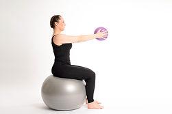 Julie-Fitball
