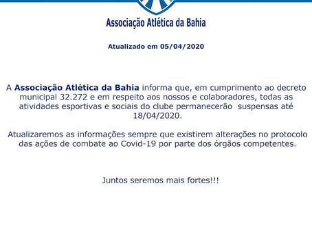 Comunicado AAB.