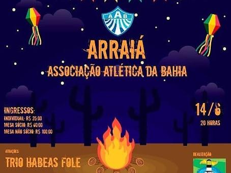 Arraiá Associação Atlética da Bahia
