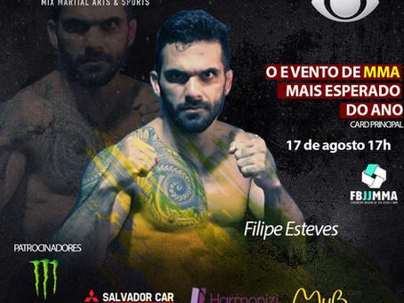 Maior evento de MMA da Bahia.