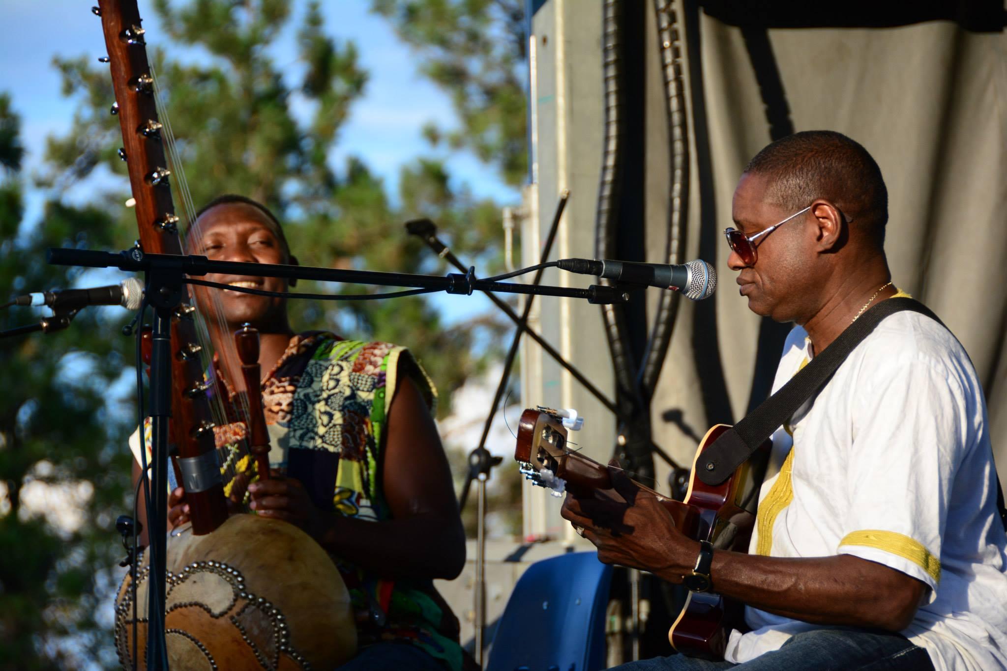 Vancouver Fest w/ Alpha Yaya Diallo