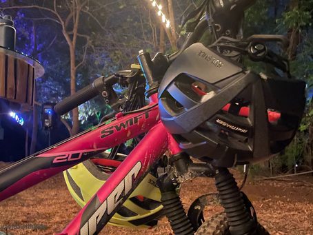 Full Moon Bike Ride at Hacienda Pinilla