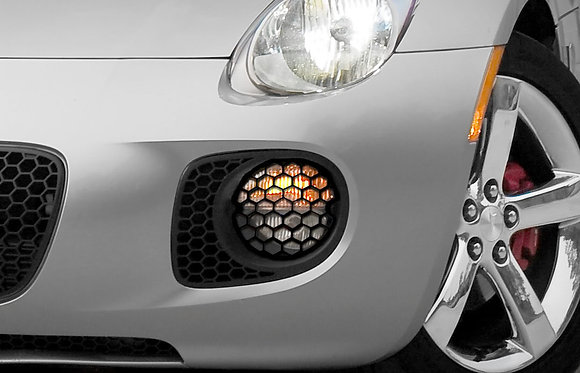 Solstice GXP Fog Lamp Covers