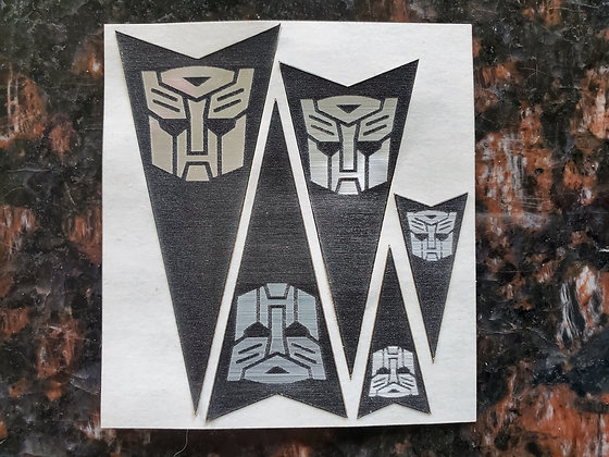 Pontiac Arrowhead Covers - Autobot