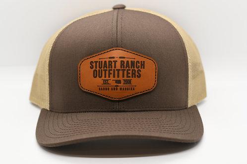 SRO Est. Patch Trucker Hat