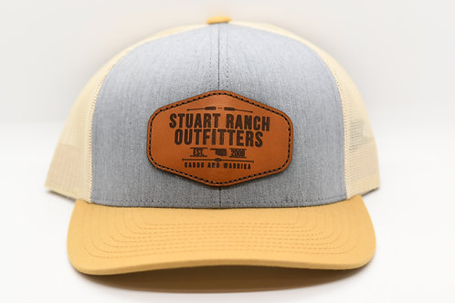 SRO Est. Patch Trucker Hat