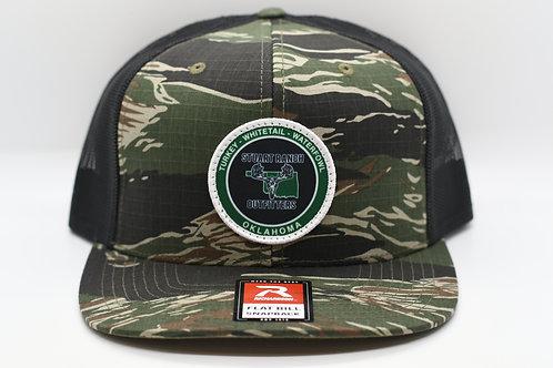 SRO Logo Patch Trucker Hat