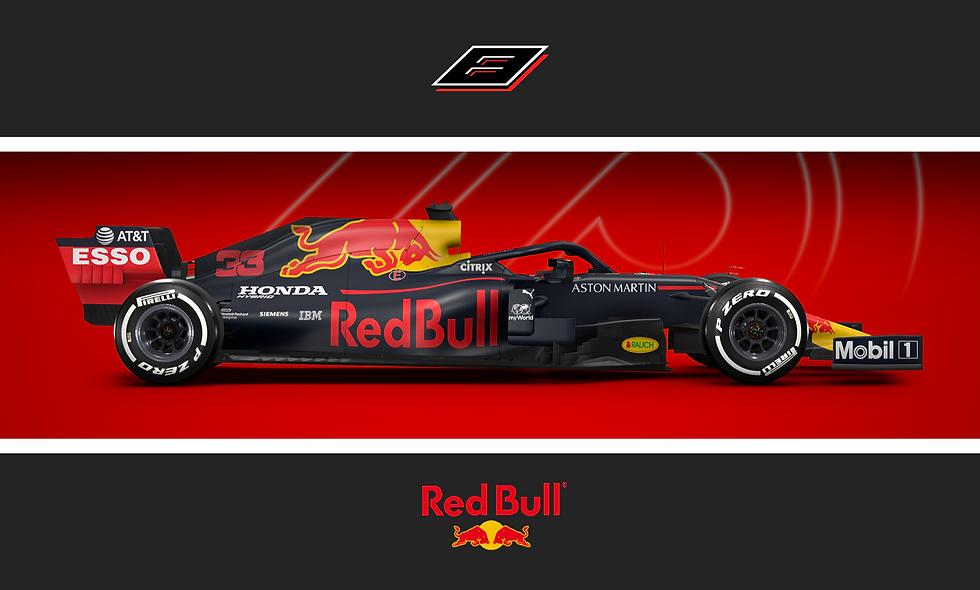 Red Bull - Asientos
