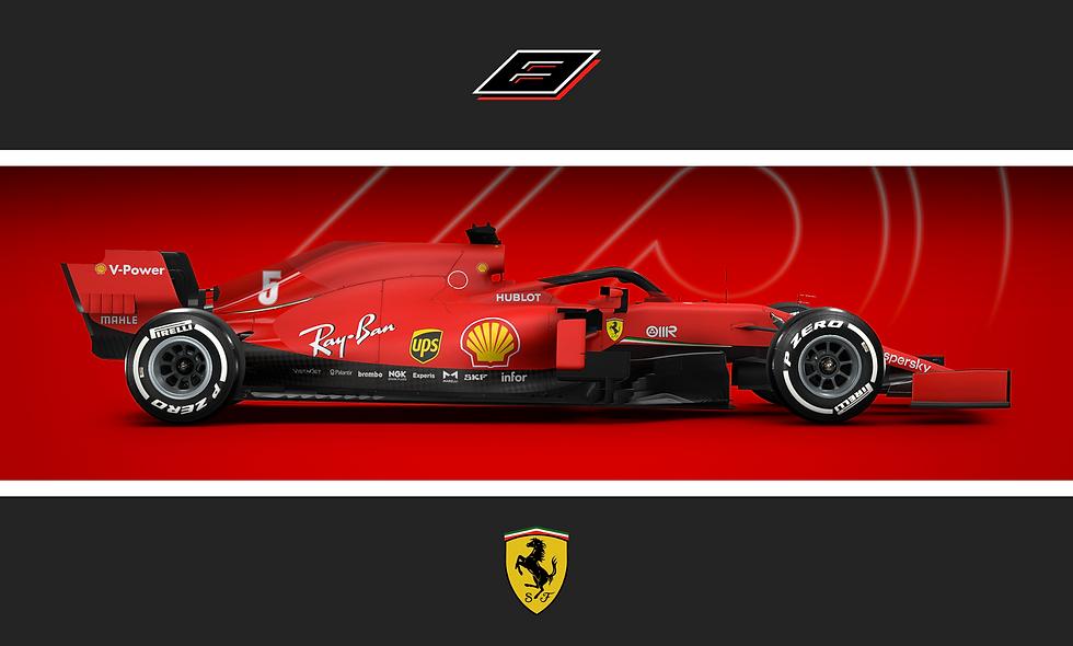Ferrari - Asiento