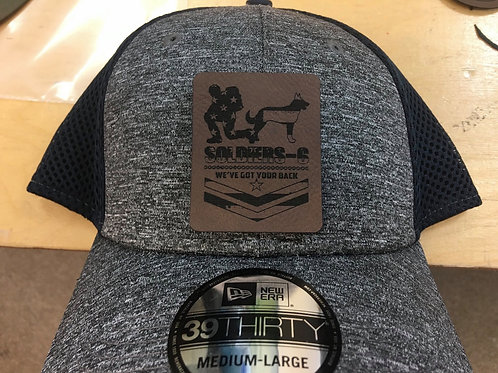 Soldier's Six Stretch Fit Hat