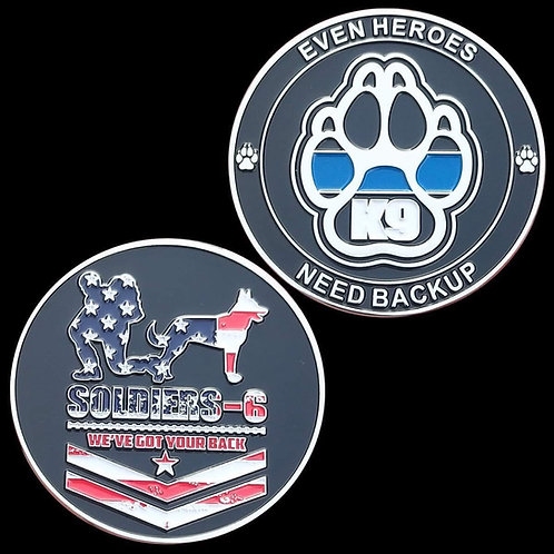 Limited Edition Challenge Coin