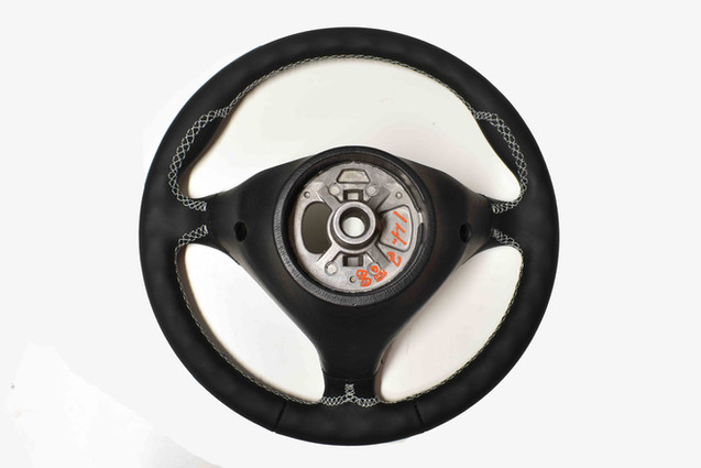 993 Porsche Steering Wheel Upholstery