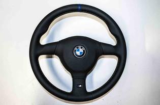 E31 BMW Steering Wheel Upholstery