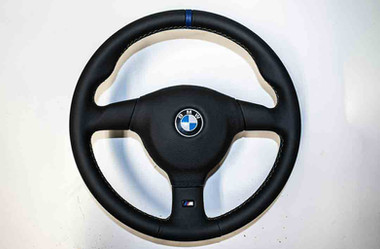 E31 BMW Steering Wheel Upholstery