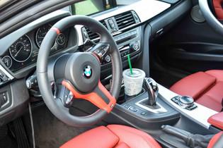 F31 BMW Steering Wheel Upholstery