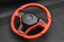 W212 Mercedes Benz Custom Steering Wheel