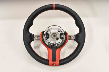 F31 BMW Steering Wheel Upholstery