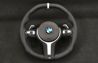 BMW F30 F06 Reshaping and Leather Uphostery