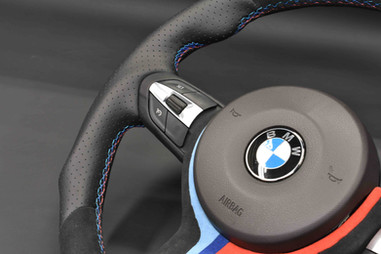 F30 BMW Custom Steering Wheel