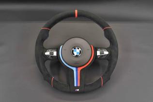F10 BMW Custom Steering Wheel