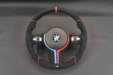 F10 BMW Custom Steering Wheel
