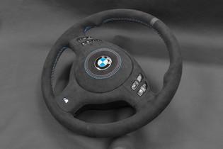 E46 BMW Steering Wheel UpholsteryBMW Steering Wheel Upholstery