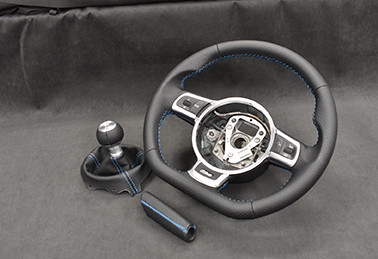 B6 RS4 Audi Steering Wheel Upholstery
