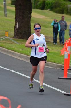Michelle Bennett finish.JPG