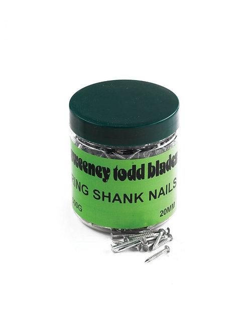 Ring Shank Nails 500g Tub