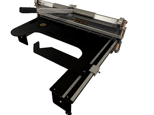 "RCT40 40"" Vinyl and Carpet Tile Cutter"