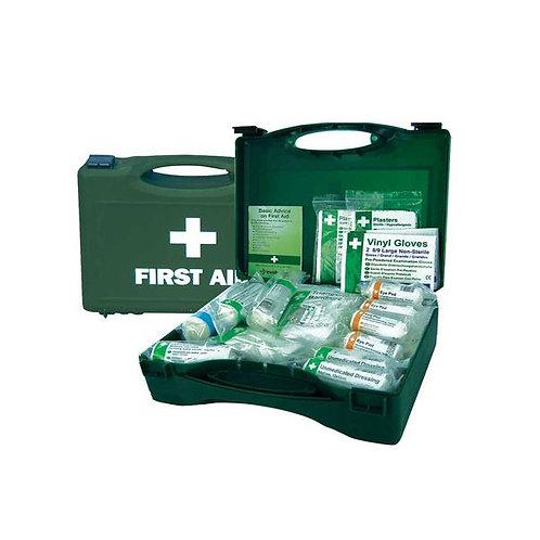 10 Man First Aid Kit