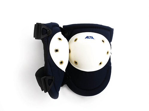 Skate Style Knee Pads with Clip Fastener