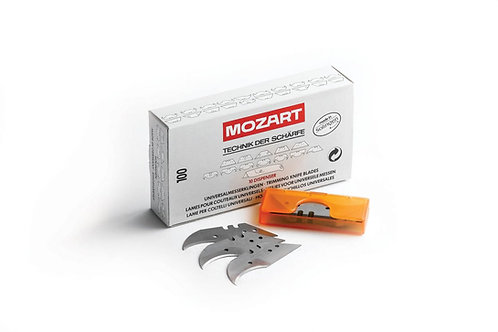 Mozart Heavy Duty Concave blades