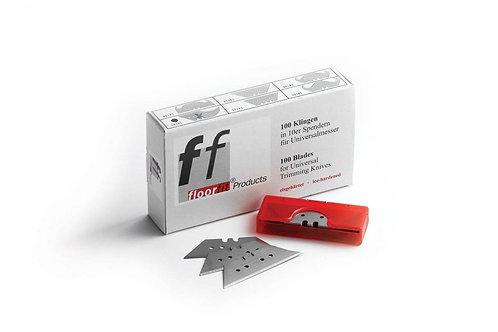 FloorFit Heavy Duty Straight Blades