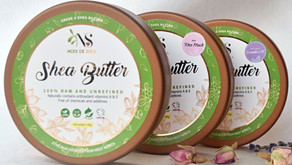 What can I use my shea butter for? Uses and benefits.