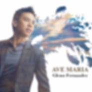 Glenn Fernandez album cover AVE MARIA