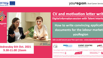INFORMATION SESSION: CV and motivation letter writing