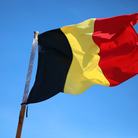Why and how does Belgium celebrate its National Day on 21 July?
