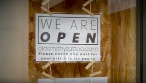 Coronavirus Studio Information - WE ARE OPEN.....Tuesday April 13th!!