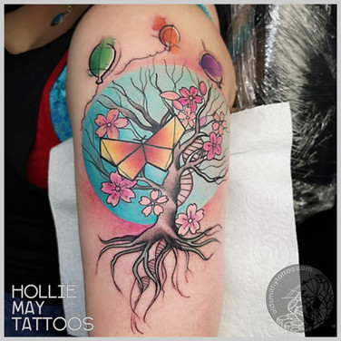 By Hollie May