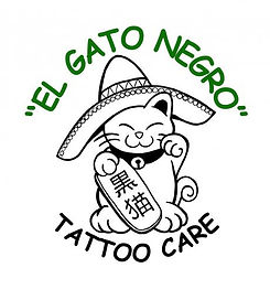 El Gato Negro Tattoo Care
