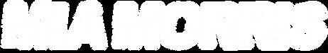 Mia Morris Logo White