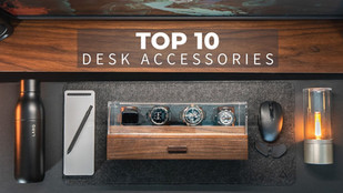 Top Desk Tech for your Daily lives