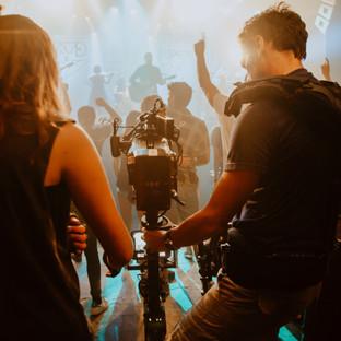 Making of 'Cualquier otra parte' - Dorian 2015 Music video