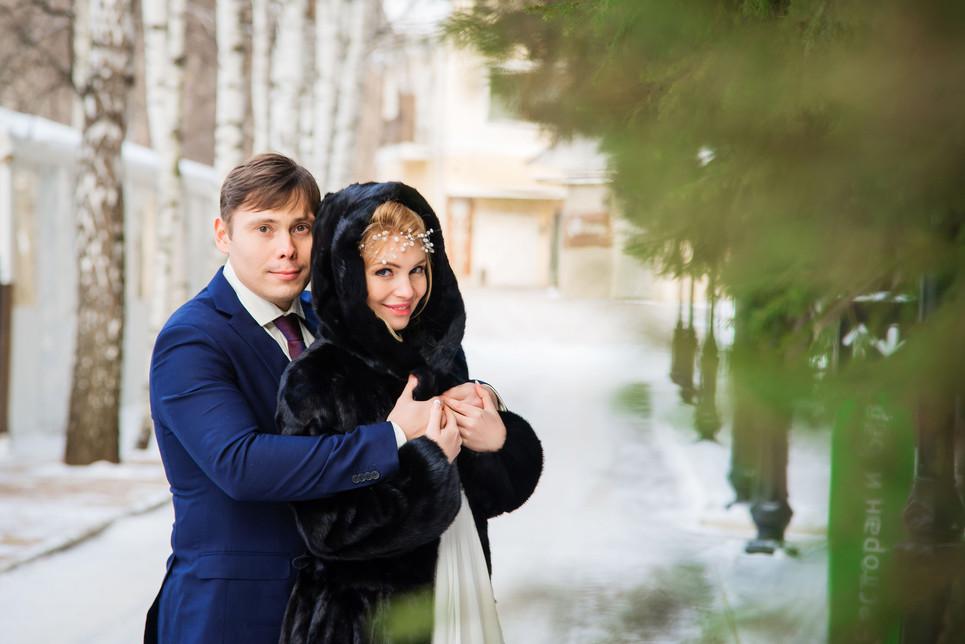 Свадебная фотосессия от фотографа Карины Кирпичниковой